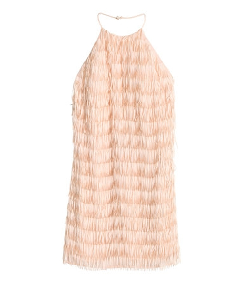 Fringe Dress by H&M in Empire - Season 2 Episode 7