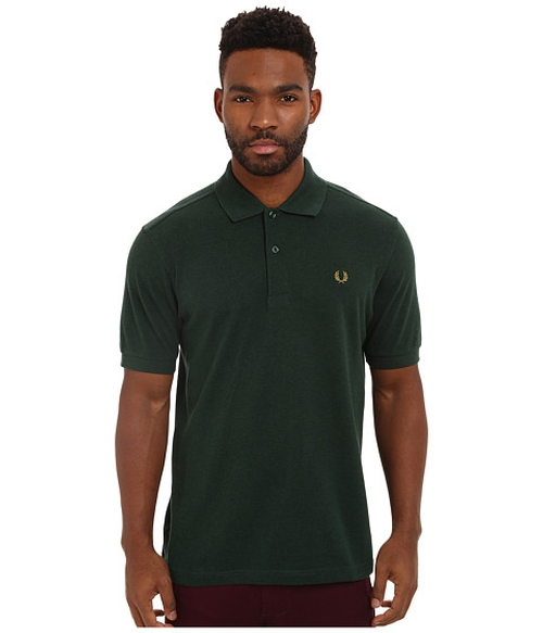 Solid Polo Shirt by Fred Perry in Knocked Up
