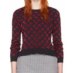 Clifton Cherry Sweater by Altuzarra in Pitch Perfect 3