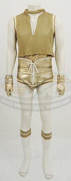 Custom Made Tank Top by Bill Hargate Costumes in Austin Powers in Goldmember
