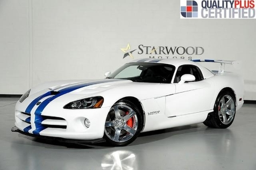 2009 Viper SRT 10 Coupe by Dodge  in Wanted