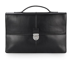 Leather Briefcase by Cole Haan in Billions