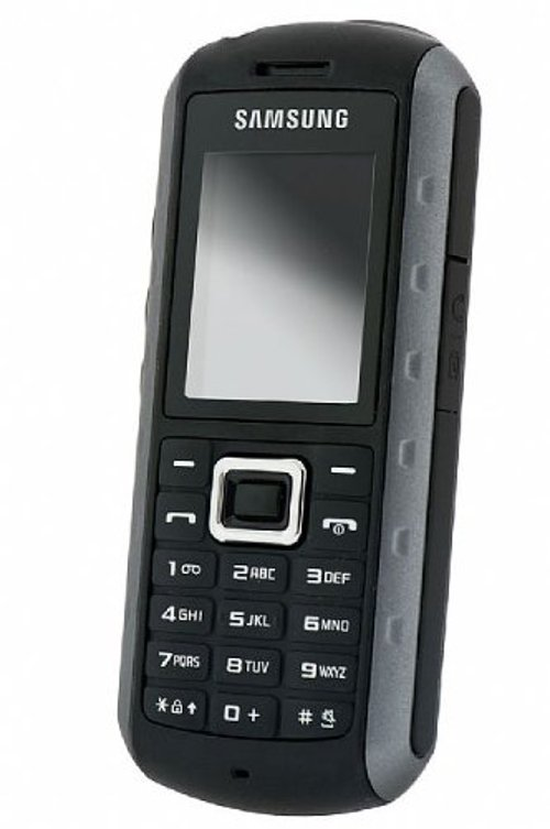Quad-Band Phone by Samsung in The Best of Me