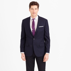 Ludlow Suit Jacket With Double Vent in Italian Wool by J. Crew  in Modern Family