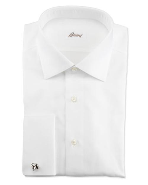 Basic Cotton Dress Shirt by Giorgio Armani	 in The Other Woman