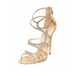 Ayers Cage Sandals by Jimmy Choo in Girls Trip