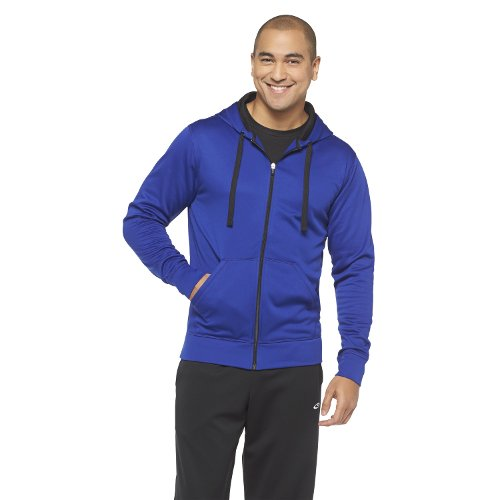 Sport Fleece Full Zip Hoodie Jacket by C9 by Champion in Get Hard
