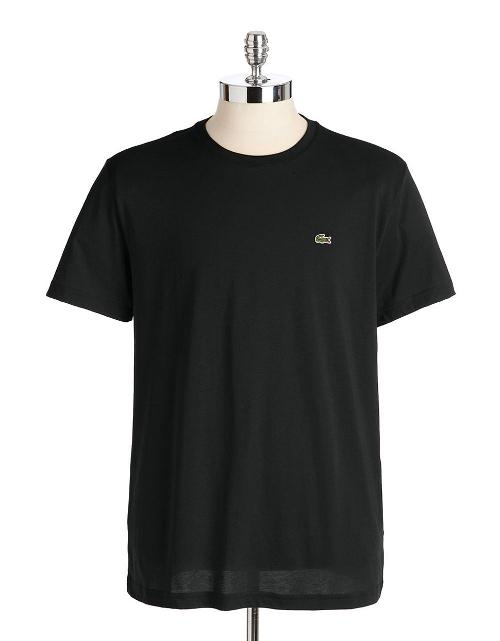 Pima Cotton T-Shirt by Lacoste in Wish I Was Here