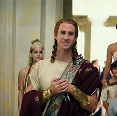 Custom Made King Eurystheus Costume (King Eurystheus) by Jany Temime (Costume Designer) in Hercules