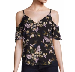 Olivia Cold Shoulder Top by A.L.C. in Modern Family