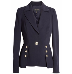 Grommet Detail Jacket by Escada in House of Cards
