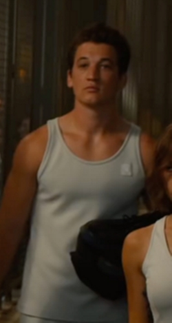 Custom Made Tank Top (Peter) by Marlene Stewart (Costume Designer) in The Divergent Series: Allegiant