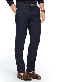 Slim-Fit Wool Twill Trouser by Ralph Lauren in The Blacklist