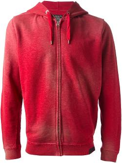 'Simone' Hoodie Jacket by Diesel in No Strings Attached