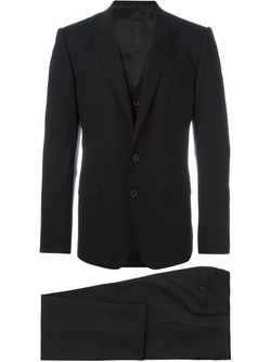 Formal Three-Piece Suit by Dolce & Gabbana in The Blacklist