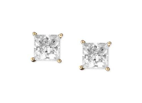 Cubic Zirconia Stud Earrings by CRISLU Earrings in Pitch Perfect 2