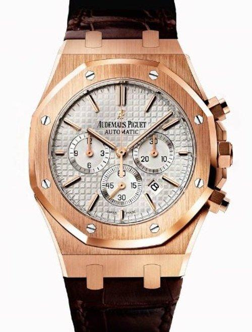 Royal Oak Chronograph Watch by Audemars Piguet in Entourage