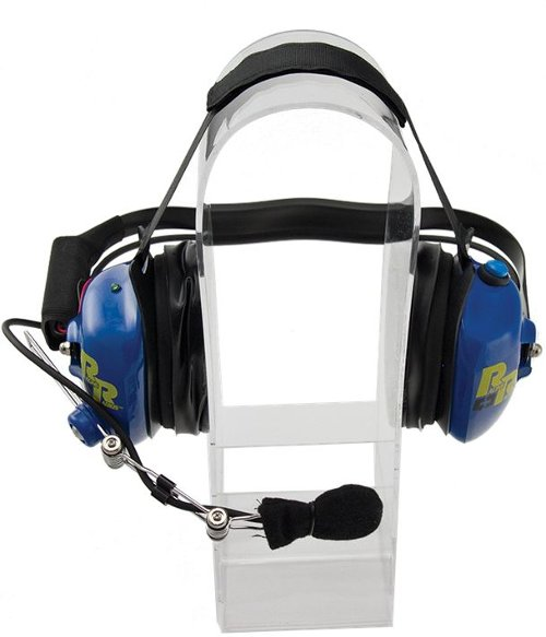 Active Noise Reduction Two Way Headset by Racing Radios in Need for Speed