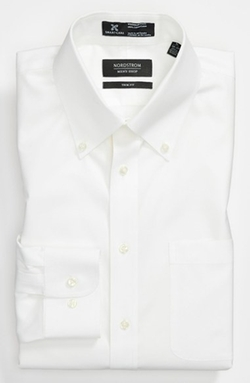 Trim Fit Dress Shirt by Nordstrom in The Blacklist