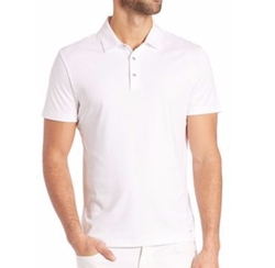 Sleek MK Polo Shirt by Michael Kors in Lethal Weapon