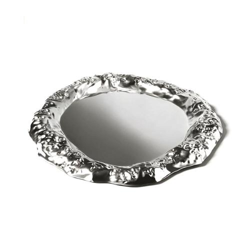 Fingernail's Work Round Tray by Alessi in The Hundred-Foot Journey