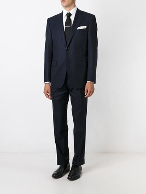 Two Piece Suit by Canali in Suits - Season 5 Episode 7