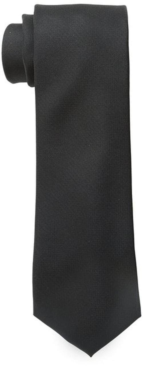 Men's Textured Solid Tie by Wembley in Ride Along