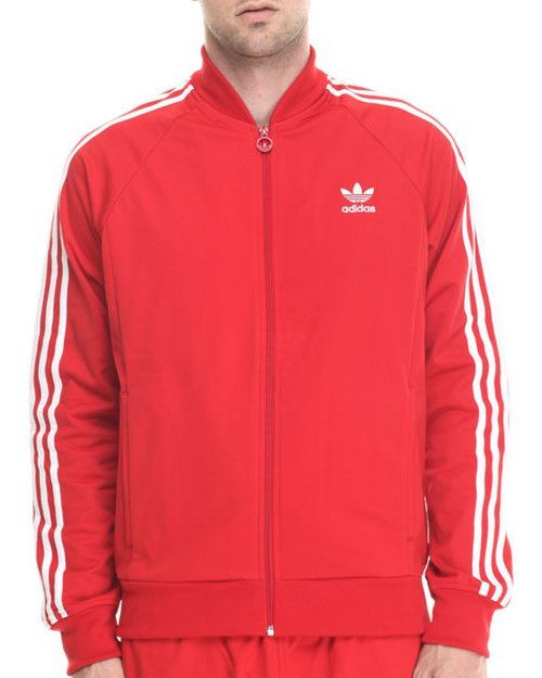 Superstar Track Top Jacket by Adidas Originals in McFarland, USA