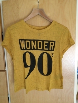 Wonder 90s T-Shirt by H&M in Power Rangers