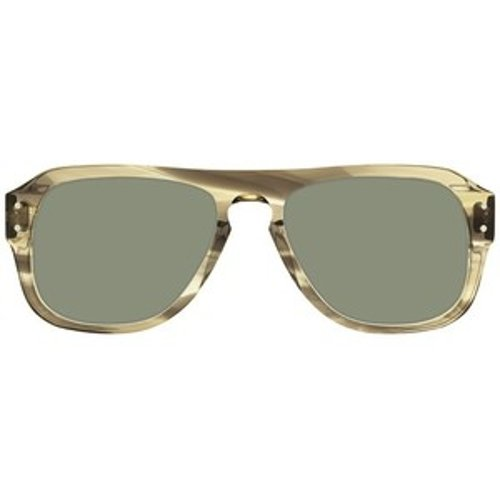 Sechel Sunglasses in Straw by Moscot in Top Five