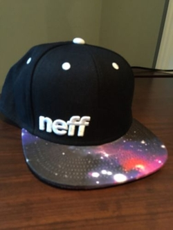 Galaxy Space Snapback Hat by Neff in We Are Your Friends