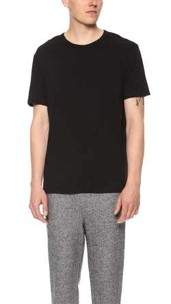 Classic Short Sleeve Tee by T by Alexander Wang in Ride Along 2