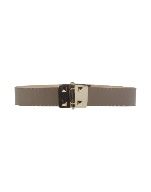 Soft Leather Belt by Cristinaeffe in Dope