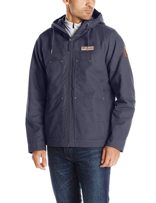 Men's Loma Vista Fleece-Lined Hooded Jacket by Columbia  in The Great Indoors - Season 1 Preview