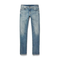 Skinny-Fit Distressed Stretch-Denim Jeans by Saint Laurent in Keeping Up With The Kardashians
