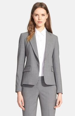 'Gabe' Stretch Wool Blazer by Theory in Brooklyn Nine-Nine