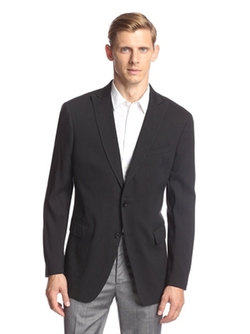 Hampton Peak Lapel Sport Coat by John Varvatos in Blow