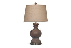 Table Lamp, Natural by Clayton in Pretty Little Liars