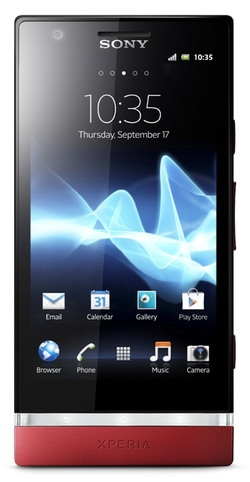 Xperia P by Sony in Ballers