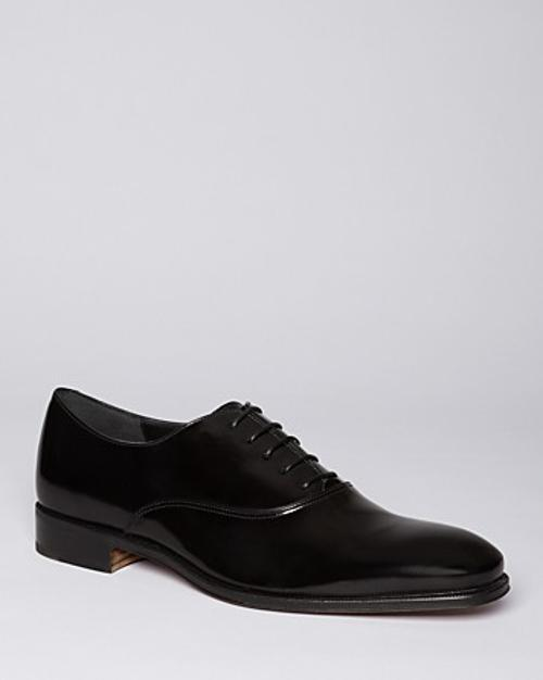 Fedele Oxfords by Salvatore Ferragamo in Mortdecai
