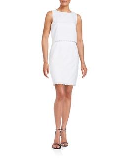 Eyelet Popover Dress by Ivanka Trump in Unbreakable Kimmy Schmidt