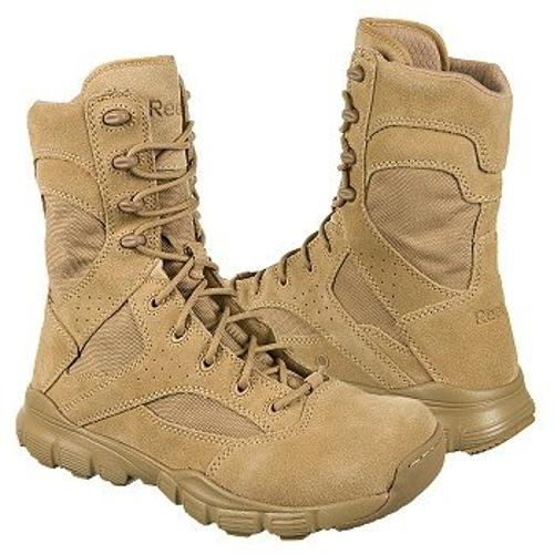 Men's Dauntless Soft Toe Combat Boot by Reebok Duty in The Expendables 3