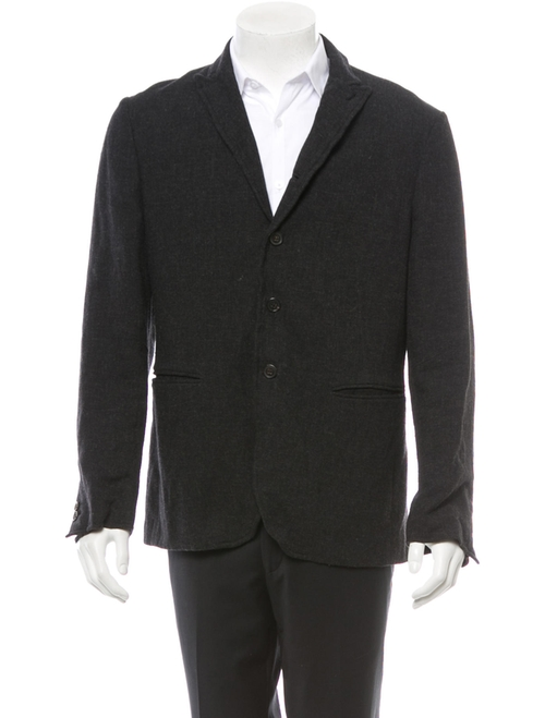 Peak Lapel Blazer by John Varvatos in Absolutely Anything