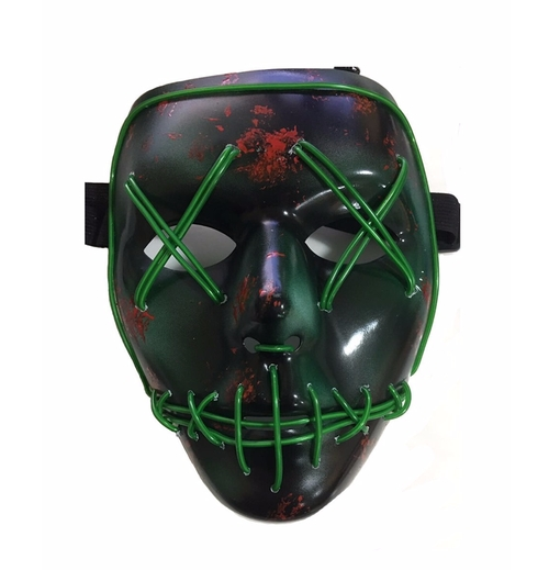 Led Mask Light Up Mask by Night-Gring in The Purge: Election Year