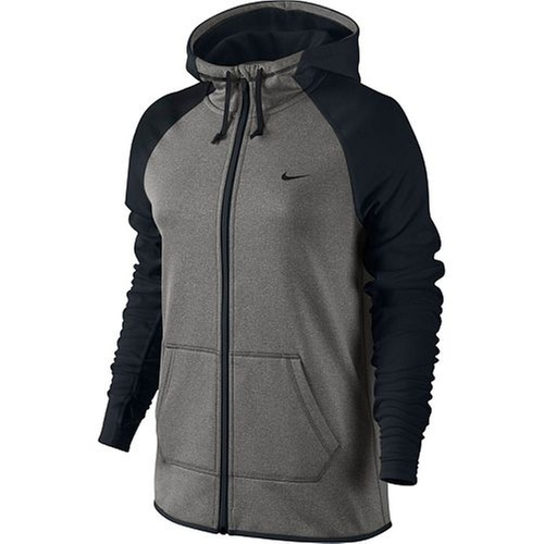 All-Time Full-Zip Workout Hoodie by Nike in Keeping Up With The Kardashians - Season 11 Episode 4
