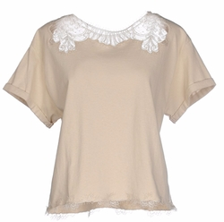 Lace Collar Top by Alexis Mabille in Free State of Jones