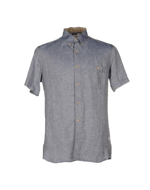 Button Down Shirt by French Connection in Hot Tub Time Machine 2