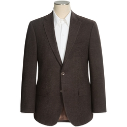 Conway Sport Coat - Textured Wool Stripe by Jack Victor in Bridge of Spies