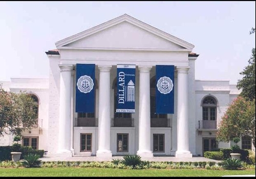 Dillard University New Orleans, Louisiana in The Best of Me
