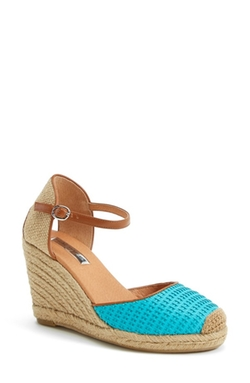 'Sandra' Espadrille Wedges by Halogen in Pitch Perfect 2